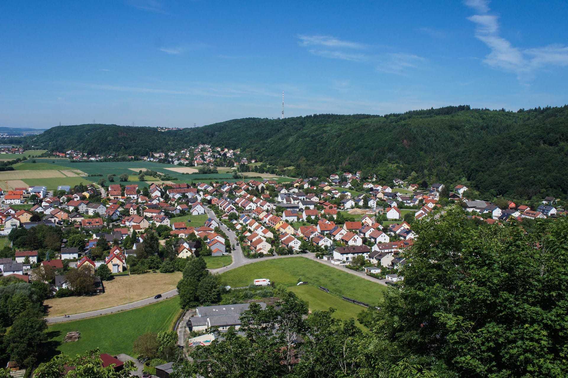 Tegernheim – ein Ort mit einer langen Geschichte. Am 7. September ist Dorffest Kleines Juwel an der Donau