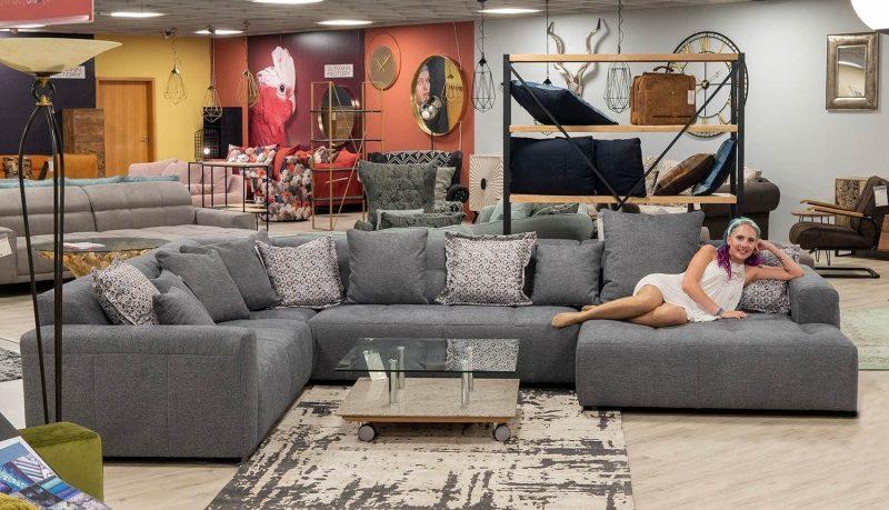Ein MUSS für Jeden: Neuer Lifestyle-Bereich bei Polstermöbel Werner bringt Farbe in die eigenen vier Wände. Modern & cool - Zuhause ist, was Dir gefällt!