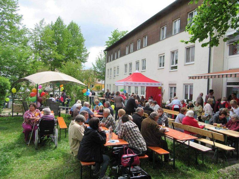 Herbstfest im AWO Sozialzentrum Zeitlarn-Regensdorf Frohes Beisammensein am 29. September