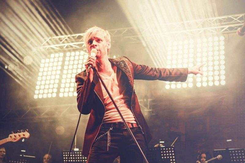 "Charivari-Eisgala präsentiert Weltstars ""The Magic of Queen"": Concert on Ice mit Markus Engelstaedter / Jetzt Tickets sichern!"