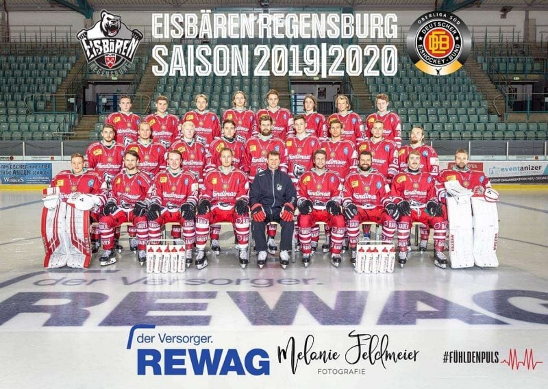 Eishockey: Eisbären Regensburg starten in die neue Saison Jetzt geht's los!