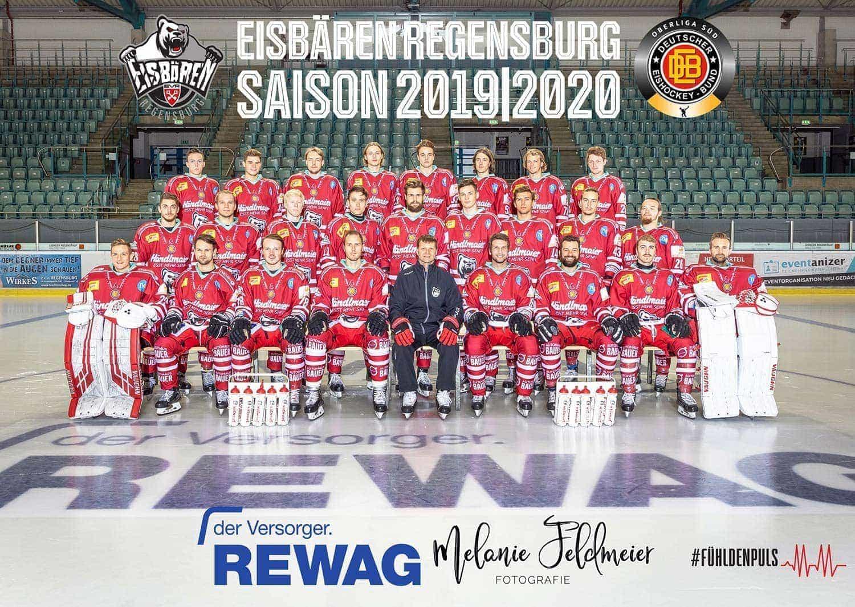 Eishockey: Eisbären Regensburg starten in die neue Saison