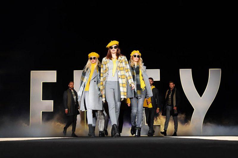 FREY begeistert mit gigantischer Show Die neueste Mode erleben