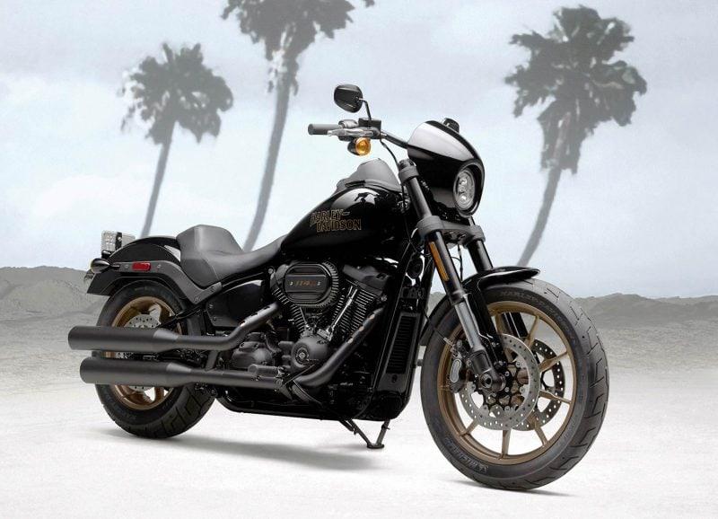 Open House bei Lion Motors in Regensburg mit der Low Rider S von Harley-Davidson Da schlägt das Biker-Herz höher
