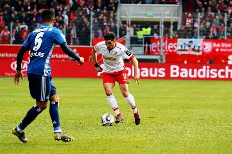 """David gegen Goliath? Egal, die Jahn-Elf kann auch die Großen überraschen. Oder Hamburg?! """"Meine Spieler sind heiß auf den HSV"""""""