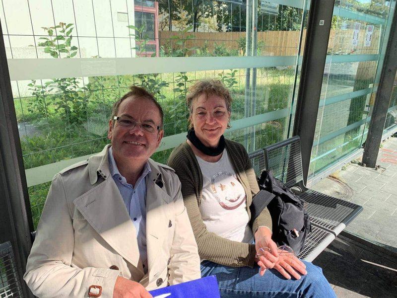 """Regensburg: Bald Alkoholverbot am ZOB? OB-Kandidat Janele: """"Die Menschen fühlen sich unwohl in der Albertstraße"""""""