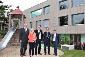 Neue Klinik für Kinder- und Jugendpsychiatrie in Regensburg eröffnet