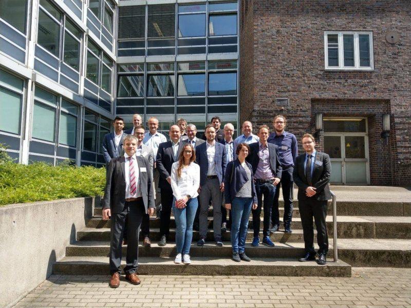 """OTH Regensburg forscht an Stromnetz der Zukunft für Betriebe Am deutschlandweiten  Forschungsprojekt """"Q-INTEGRAL"""" beteiligt"""
