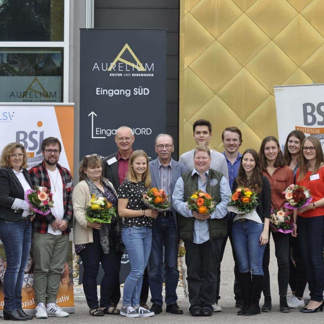 Blizz Leserreporter Sportjugend Regensburg: Neues Team für vier Jahre gewählt / Jugendaustausch und Bildung sind Arbeitsschwerpunkte