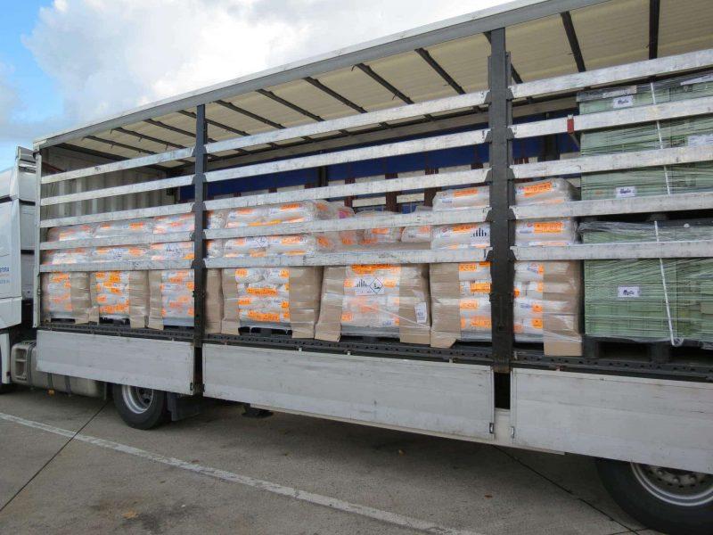 """""""Truck&Bus"""" – Kontrollen in der Oberpfalz Länderübergreifender Schwerverkehrskontrolltag"""