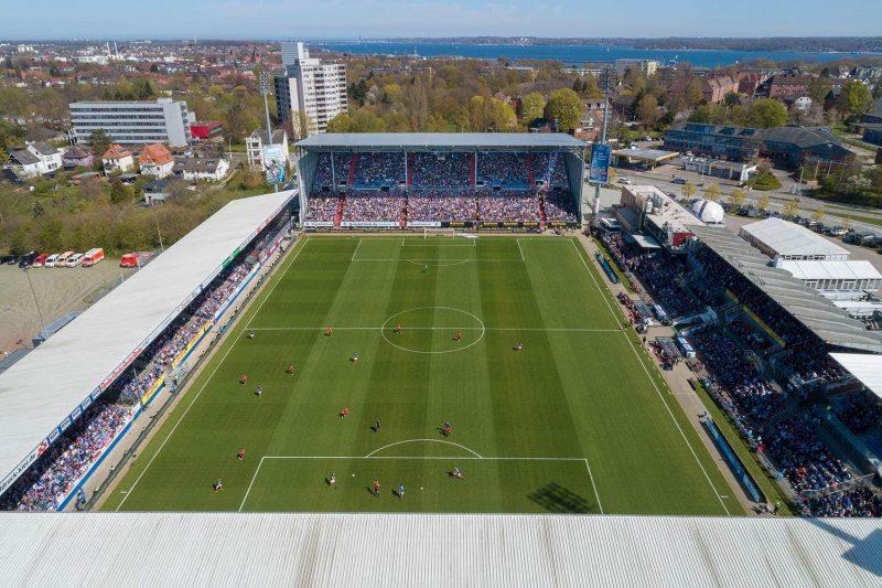 SSV-Spiel am Sonntag ab 13.30 Uhr Der Jahn im Holstein-Stadion