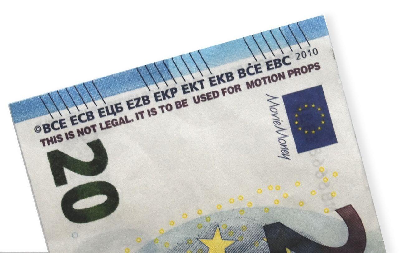 Bayerisches Landeskriminalamt warnt vor Movie Money Neues Phänomen der Geldfälschung
