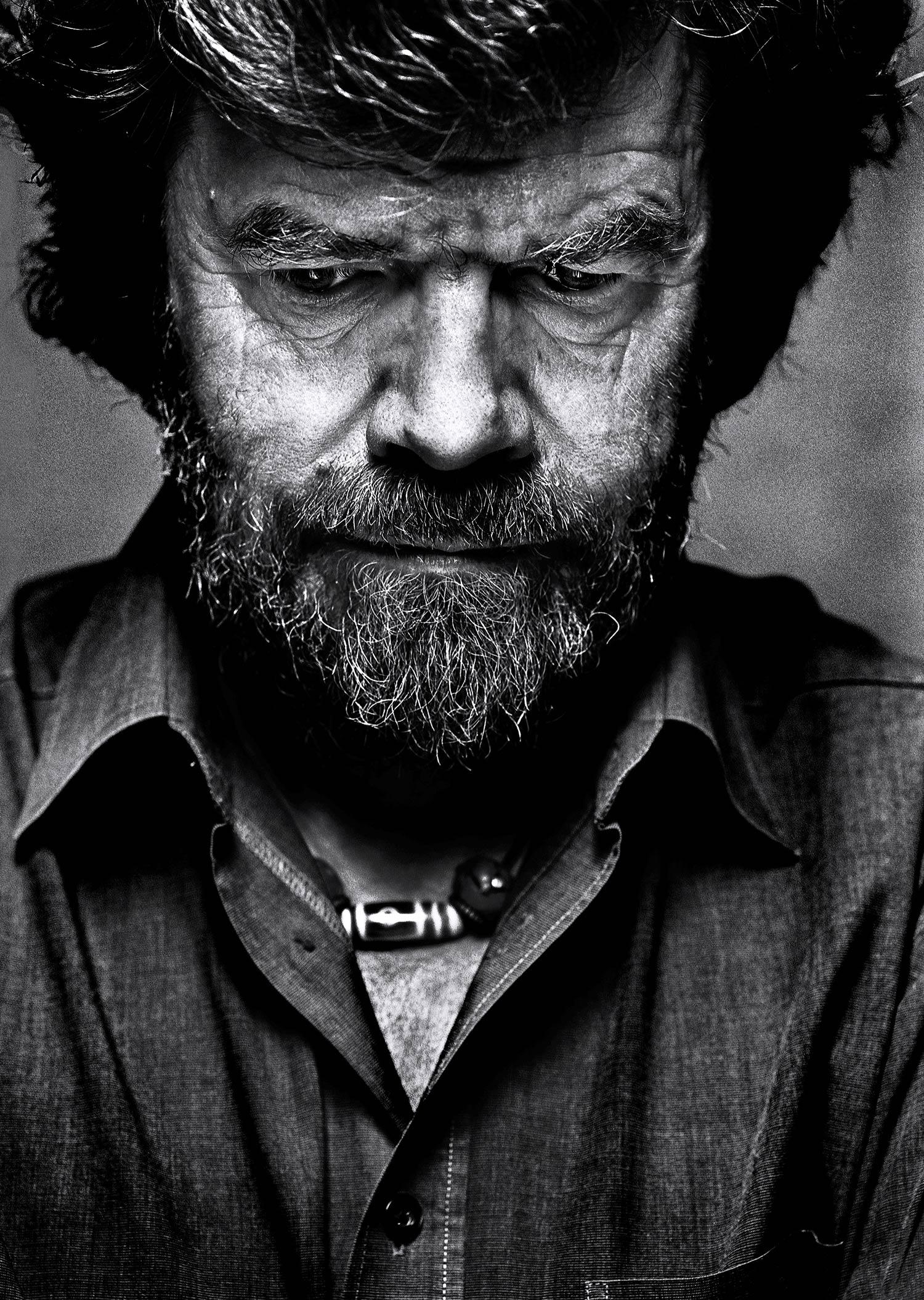 Der Gipfelstürmer Grenzgänger und Bergsteiger-Ikone Reinhold Messner live in Regensburg