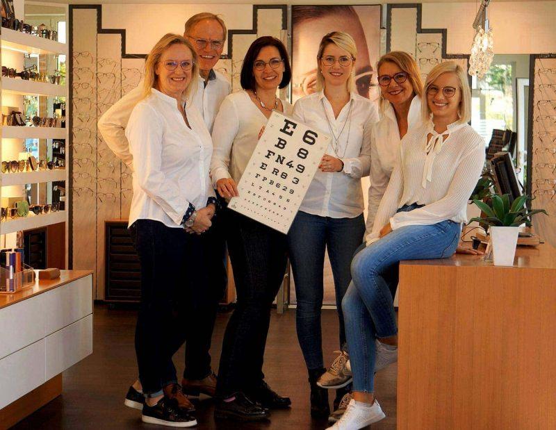 Erlebe den Augenblick Kostenfreier Augencheck im SEHZENTRUM® Optik Eichinger in Bad Abbach