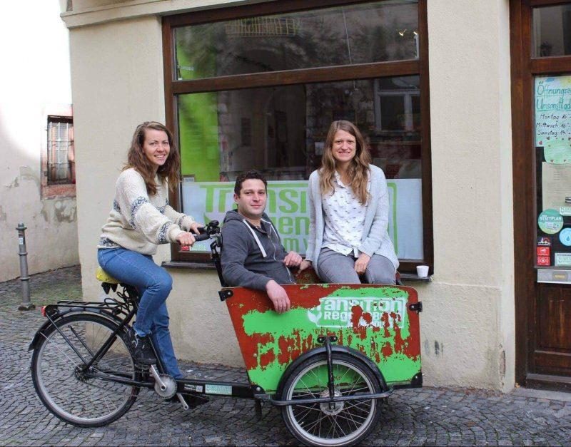 Deutscher Nachbarschaftspreis: Landessieger aus Regensburg Transition Regensburg e.V. ausgezeichnet