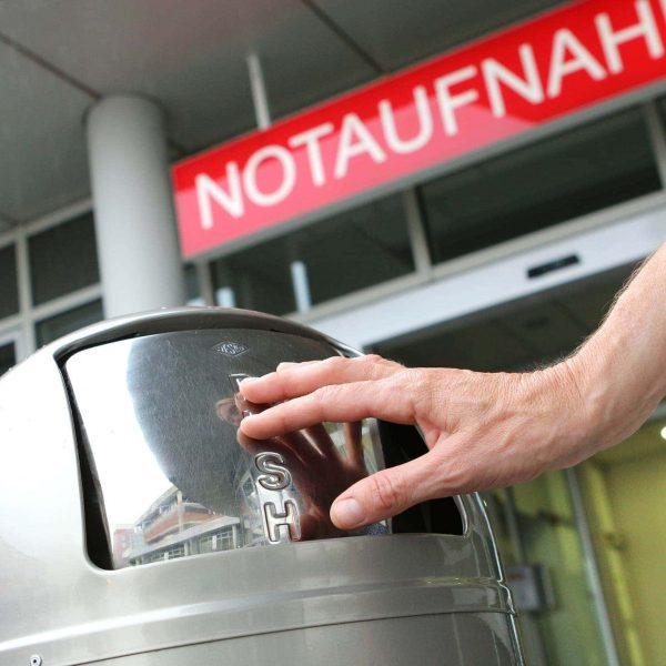 Wissenschaftler am Universitätsklinikum Regensburg haben eine antimikrobielle Oberflächenbeschichtung entwickelt Reduziert das Risiko hoher Keimbelastungen um bis zu 90 Prozent