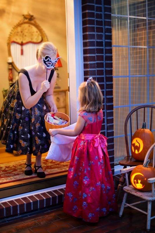 Süßes, aber nicht zu Saures Polizei warnt vor Sachbeschädigung zu Halloween