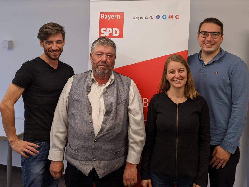 """Landkreis Regensburg: SPD nominiert Reinhard Peter """"Reinhard Peter ist Sozialdemokrat durch und durch"""""""