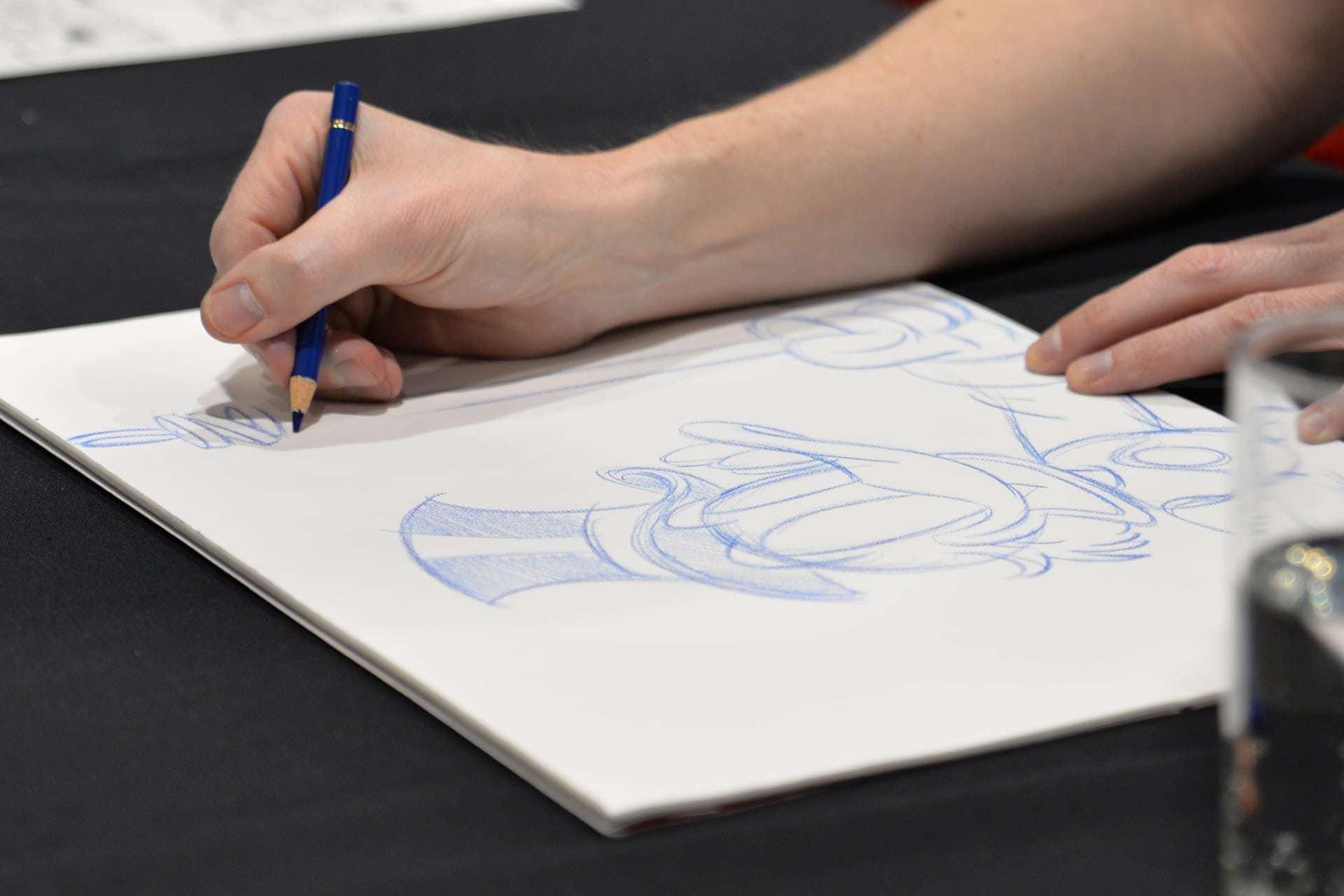 Comics Zeichen für Kinder und Jugendliche Schnupperkurs am 26. Oktober im JUZ Utopia