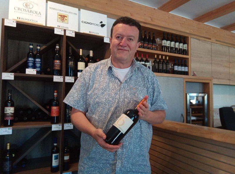 Am 8. und 9.11. erstklassige Weine testen Probiertage in der Enothek La famiglia