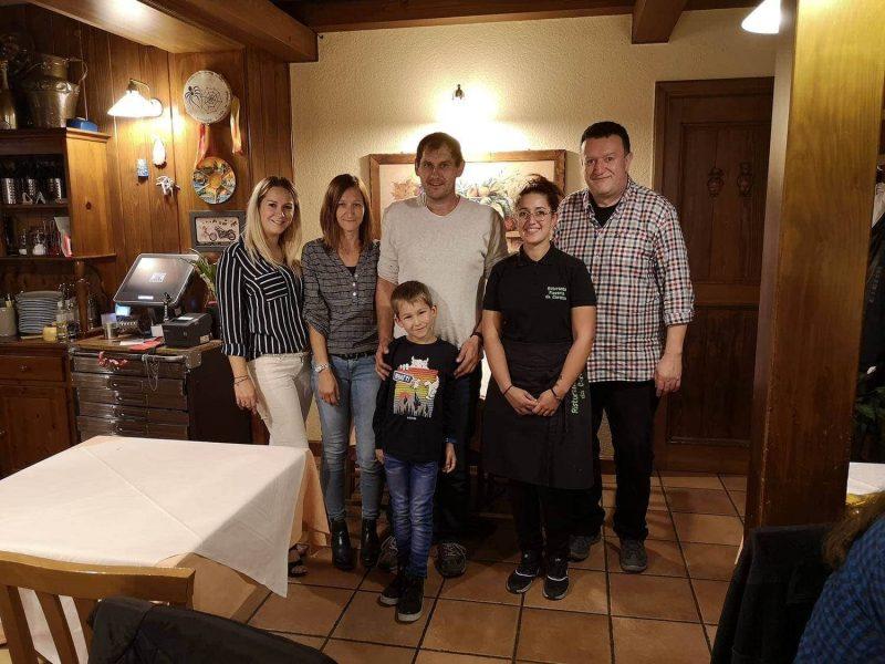 """Blizz-Gourmetabend Ein perfekter Abend im """"Da Carmine"""""""