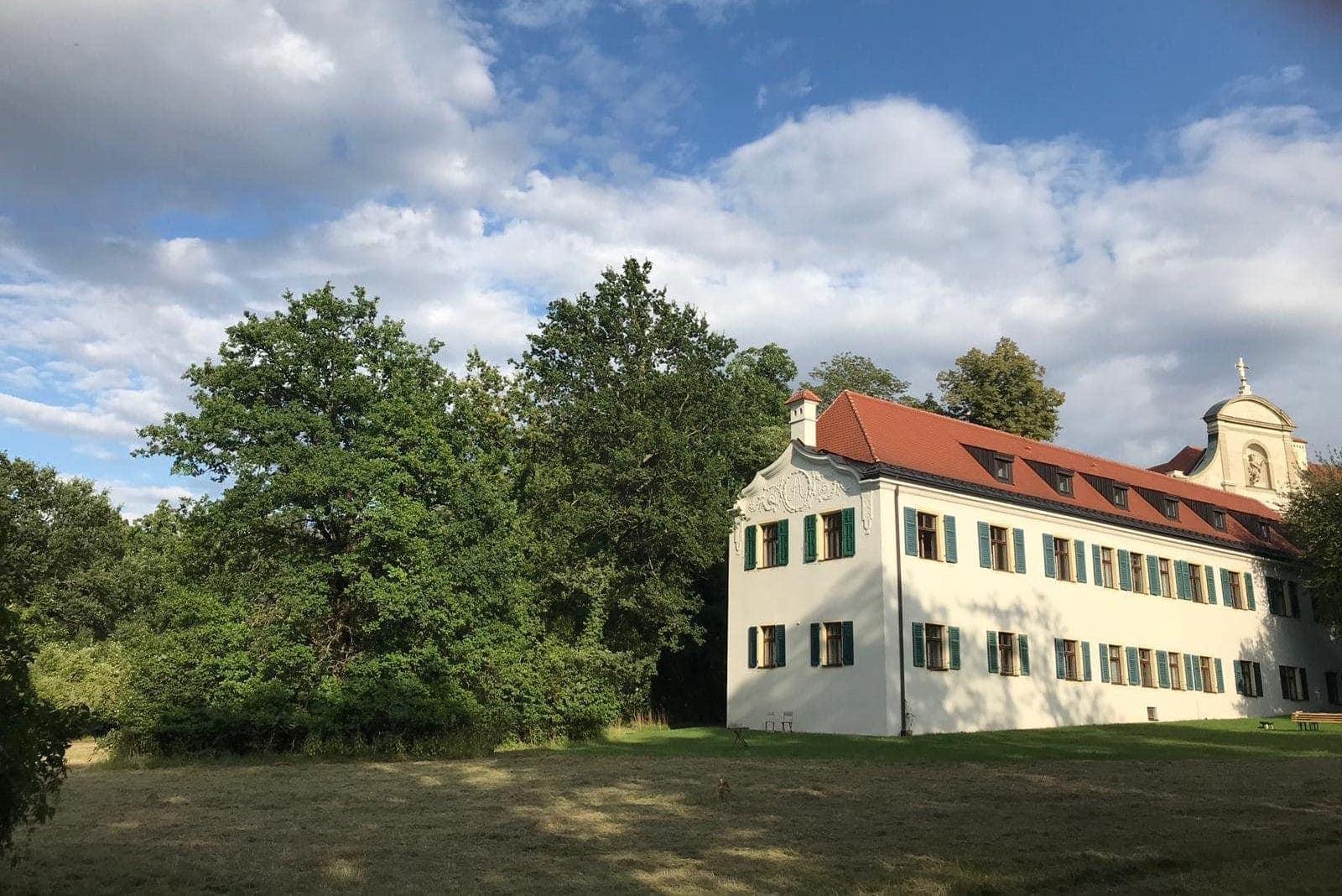 Herbstfest im Zentrum für Lebensfreude am Schloss Prüfening in Regensburg Genieße einen schönen Tag