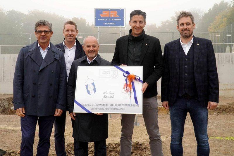 SSV Jahn Regensburg gegen Sandhausen Verein stellt Weichen für eine positive Zukunft