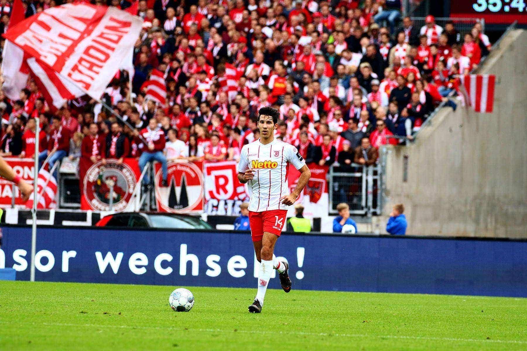 Partie am 12. Spieltag Der VfL Osnabrück erwartet den Jahn Regensburg