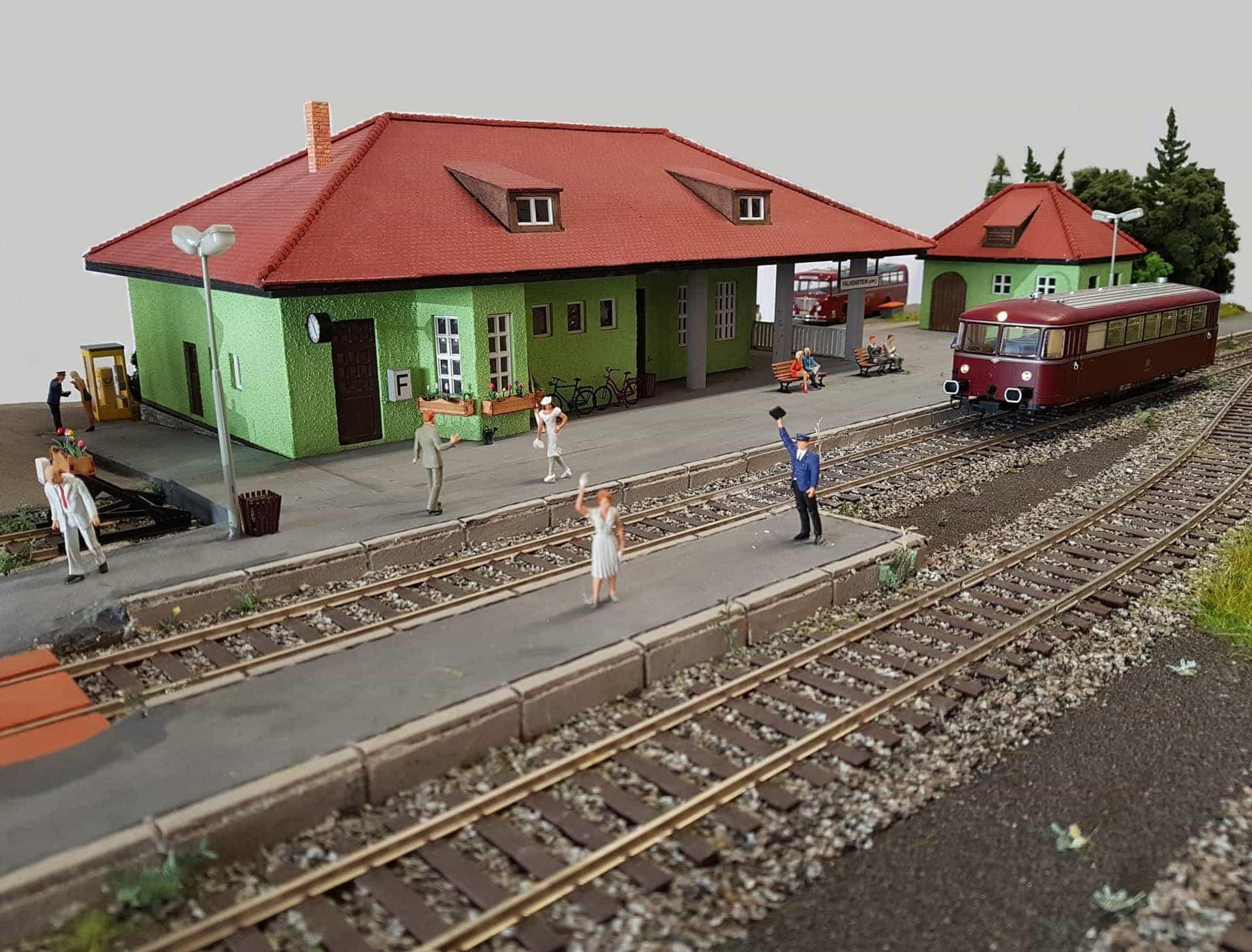 30. Regenstaufer Modellbahnbörse Alles über Modellbahn-Neuheiten der Nürnberger Spielwarenmesse