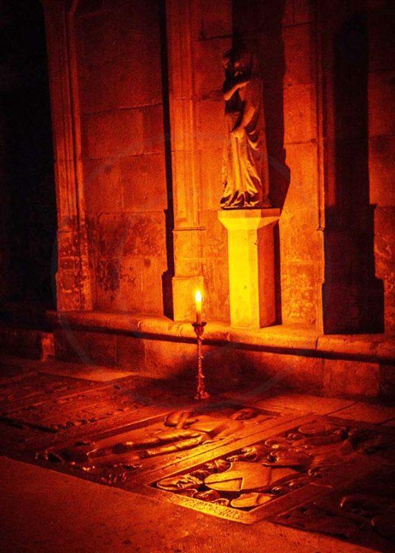 """Am 30.10. zu den Wurzeln des """"All Hallows' Eve"""" Bei Nacht im Dom St. Peter Heilige entdecken"""