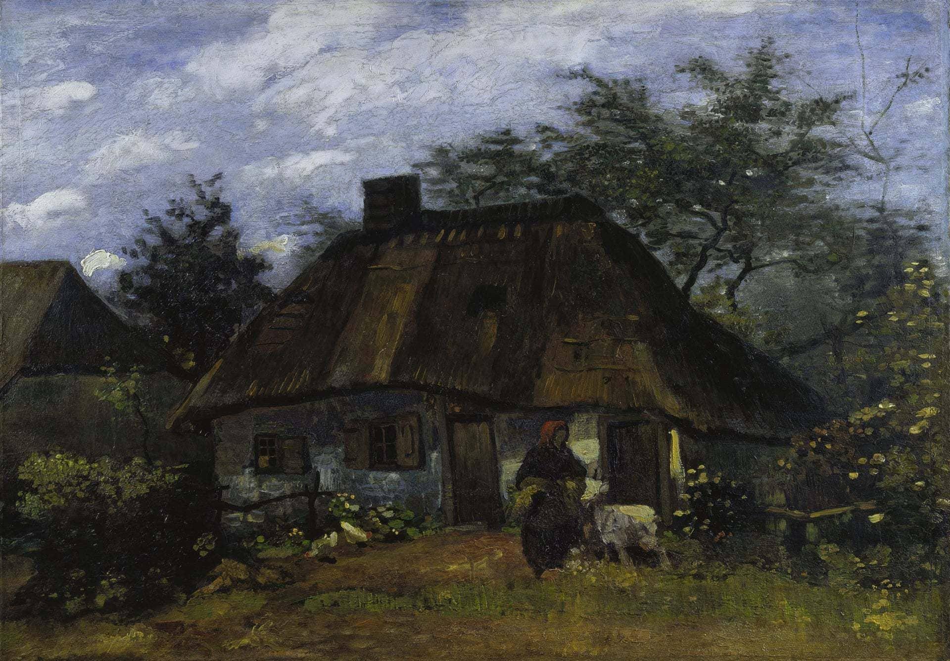 """Ausstellung """"Making van Gogh"""" nach Frankfurt Bis 7. November zur Studienfahrt ins Städel Museum anmelden"""