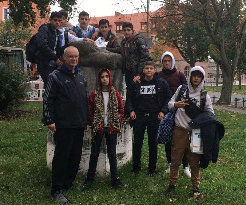 Blizz Leserreporter Sportjugend Regensburg: Jugend- und Städtefahrt nach Nürnberg unter dem Motto Toleranz fördern - Demokratie leben