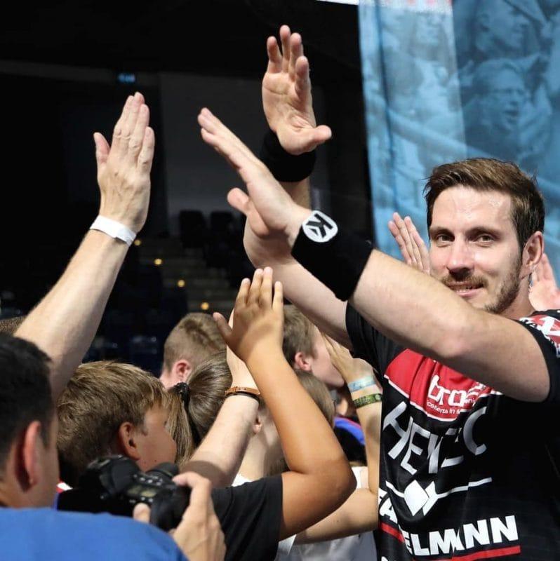Weltmeister Michael Haass wird neuer Cheftrainer beim HC Erlangen Weltmeister Michael Haaß wird neuer Cheftrainer beim HC Erlangen