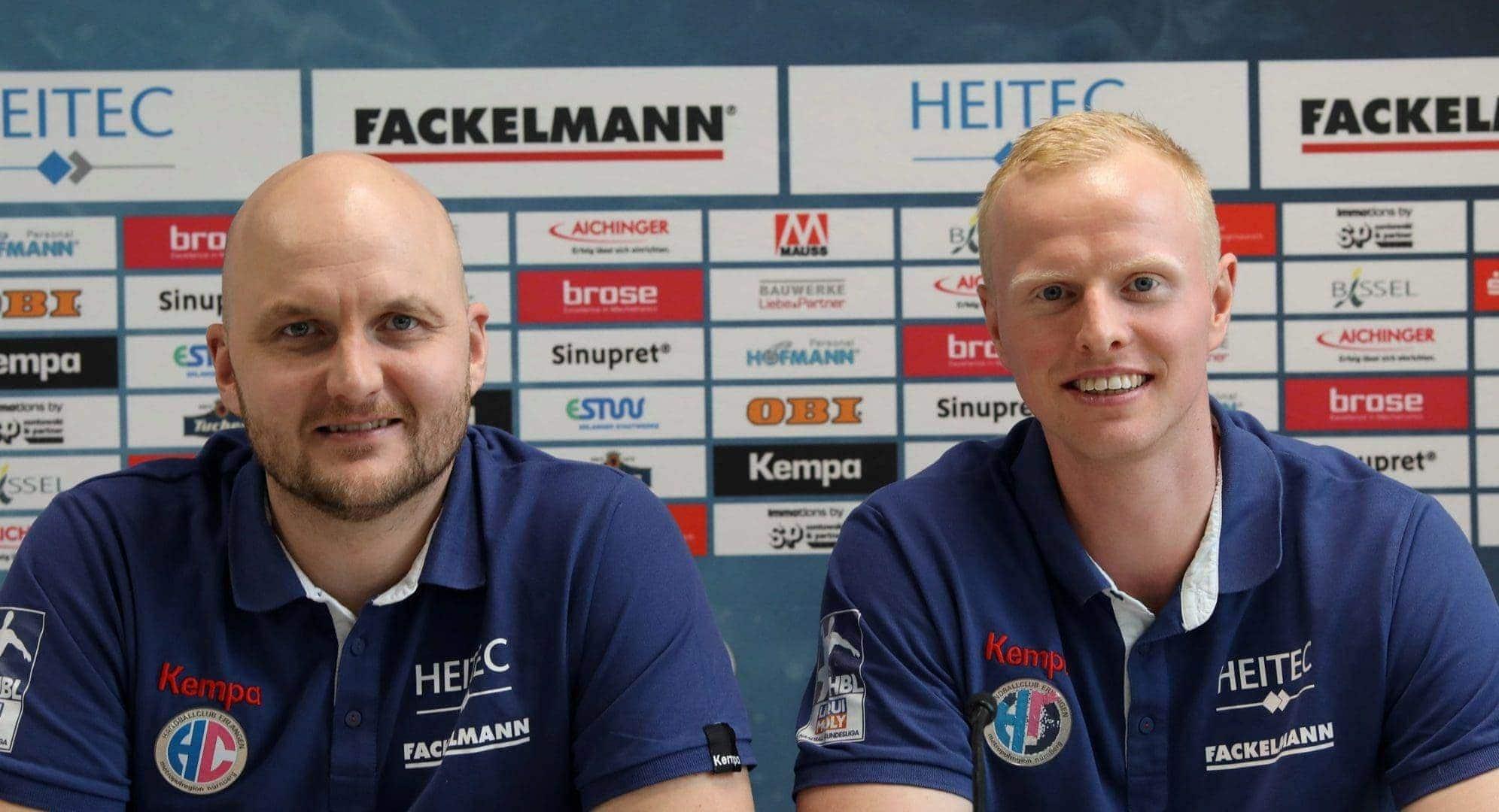 HC Erlangen: Saison-Highlight gegen den Rekordmeister Kiel HC Erlangen: Saison-Highlight gegen den Rekordmeister Kiel