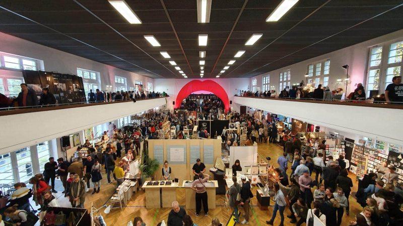 DillyDally zeigt Design in Regensburg Markt für junge Labels, StartUps und Kreative