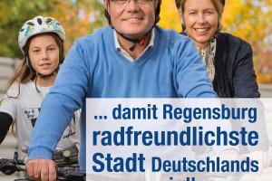 Im Rathaus Regensburg soll ein frischer Wind einziehen