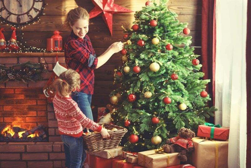 Weihnachtliche Stimmung im Gartencenter Adventausstellung bei Bellandris Haubensak