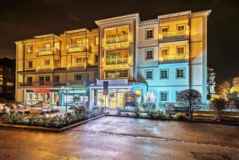 """""""Winterwochen"""" im Kurhotel LICHTQUELLE Gesundheit und Regeneration in Bad Füssing"""