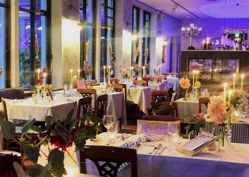Schlemmen bei Kerzenschein Das MuseumsCafé bietet ein besonderes Vier-Gänge-Menü