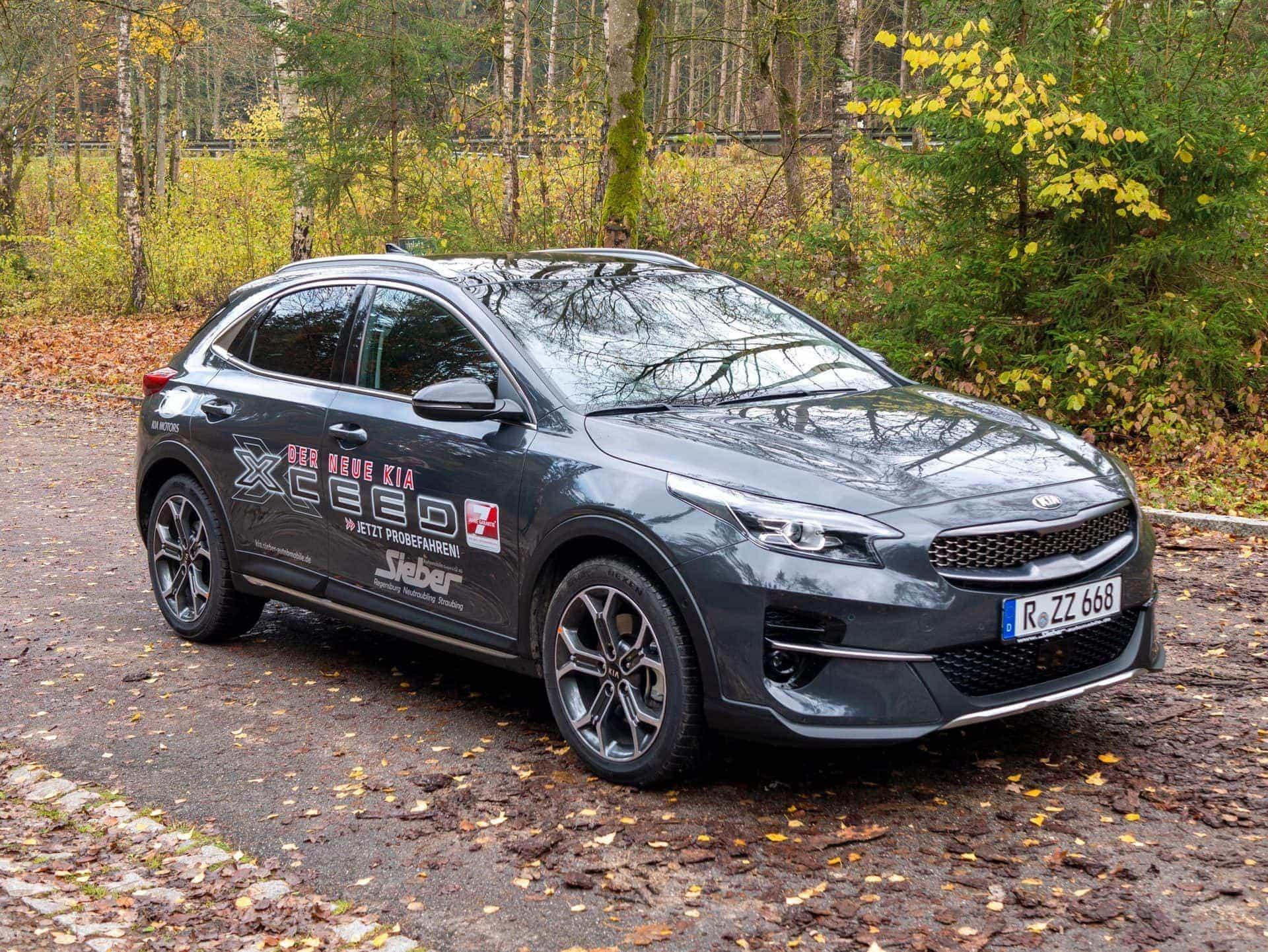Crossover-SUV Kia XCeed von Sieber Automobile begeistert auf jedem Terrain