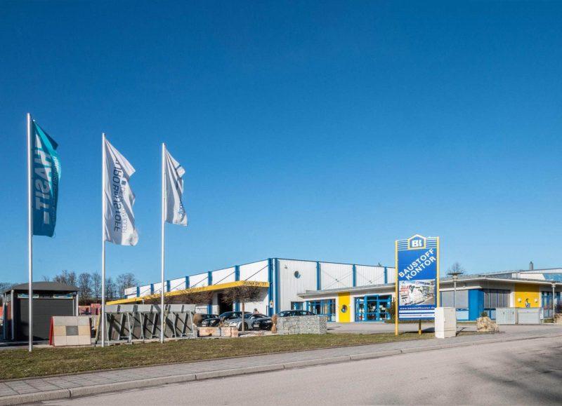Dämmen – nicht nur für den Klimaschutz Baustoff Kontor in Regensburg-Haslbach