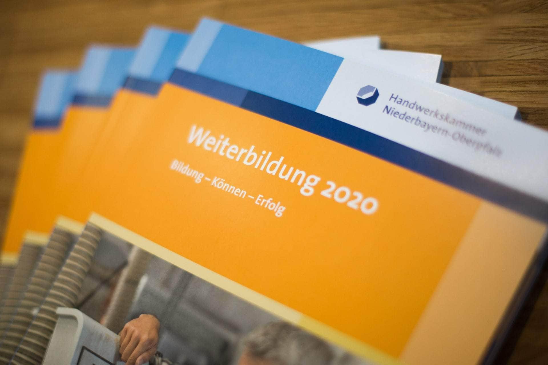 Mit der Handwerkskammer erfolgreich in die Zukunft starten Kursprogramm 2020