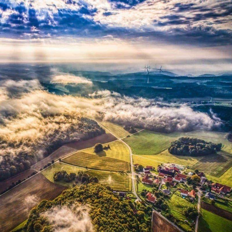 #meineoberpfalz: Ausstellung in der Stadtbücherei Regensburg Fotografen zeigen ihre Lieblingsorte in der Oberpfalz