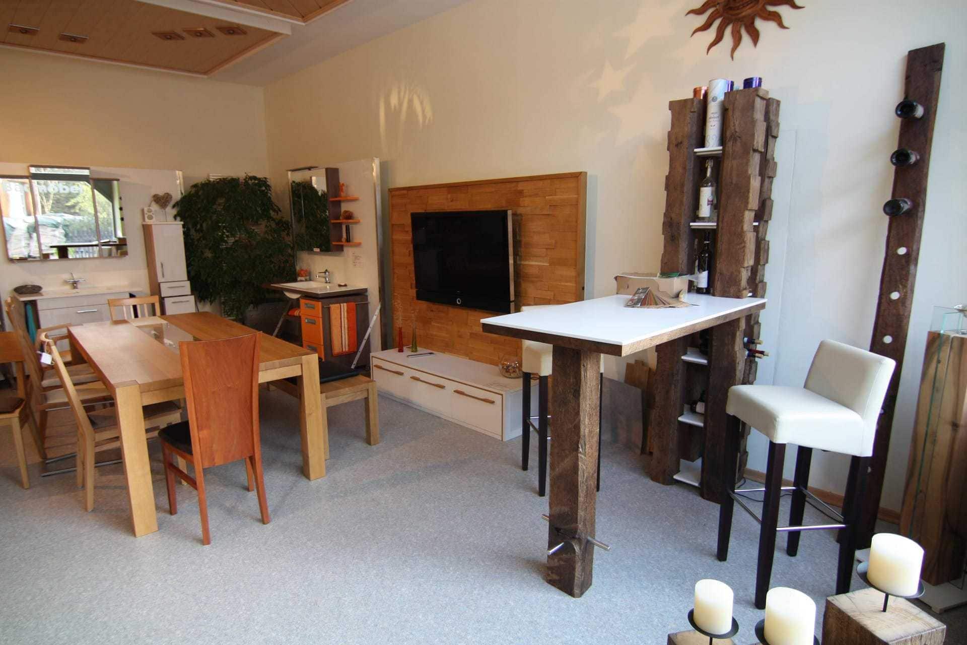 Holzmöbel nach Maß Tag der offenen Tür in der Schreinerei Schroll am 9./10.11.