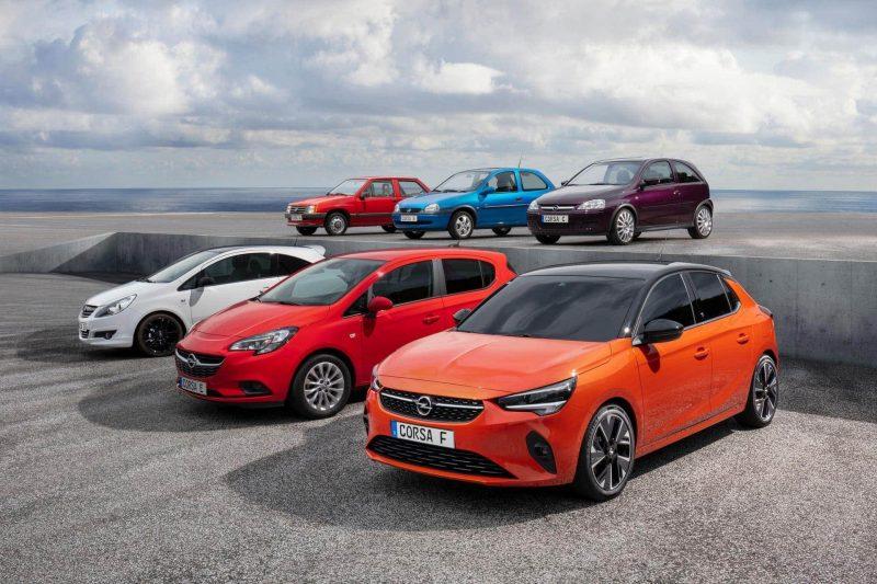 Sieber Automobile feiert den neuen Corsa Premierentag für den brandneuen Opel-Klassiker am 16. November