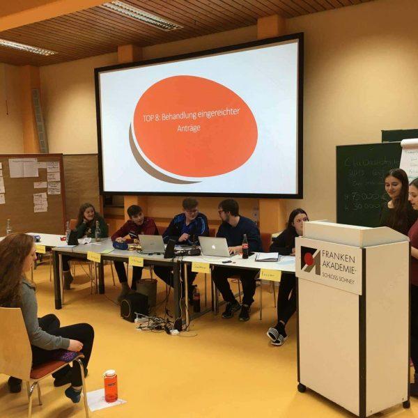 Blizz Lerserreporter: Clubassistenten-Ausbildung in Schney Neue Clubassistenten für die Sportjugend