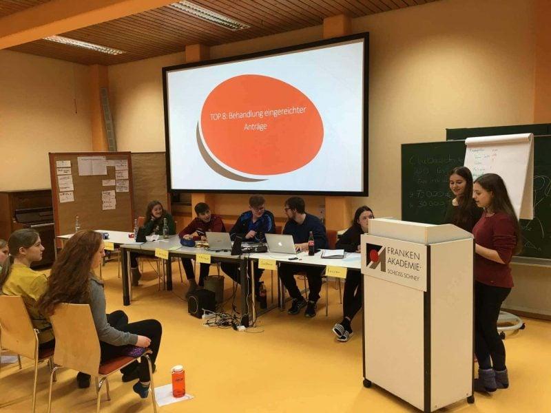 Clubassistenten-Ausbildung in Schney Neue Clubassistenten für die Sportjugend