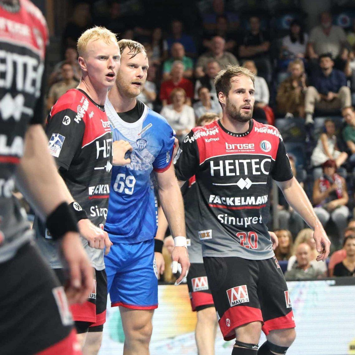 Blizz Leserreporter: HC Erlangen Handball-Bundesliga: HC Erlangen unterliegt Lemgo mit 34:32