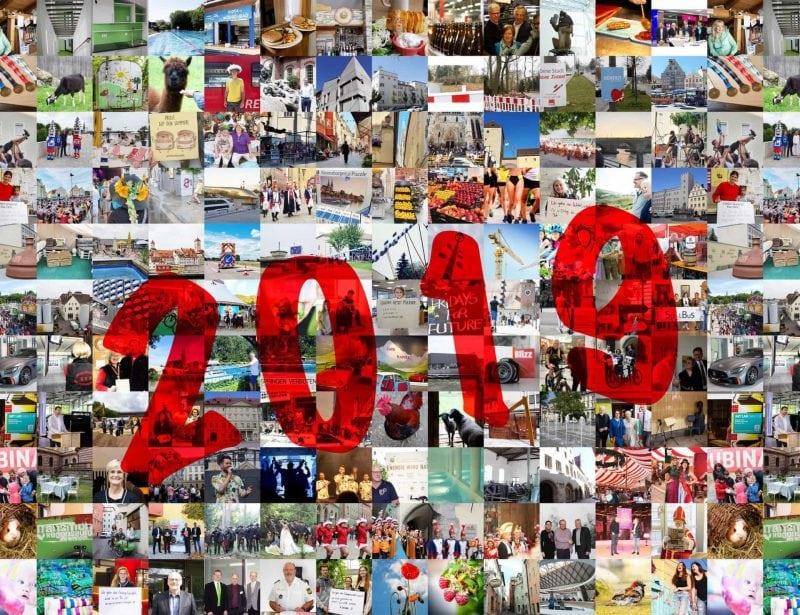 Ein bewegtes 2019 geht zu Ende- Jahresrückblick in Bildern Zwei Neueröffnungen und viele Jubiläen, ein unerwartetes Urteil im Wolbergs-Prozess, Bürgerfest und Dom begeistern die Massen
