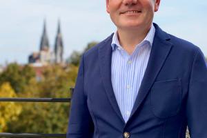 Christian Janele ist OB-Kandidat für die CSB in Regensburg